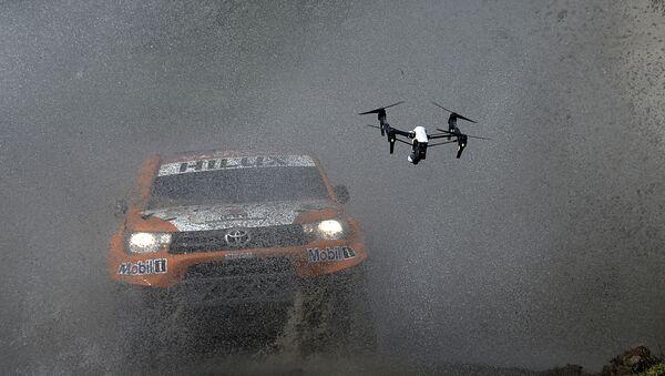 Le prologue du Dakar 2016 - Sputnik France