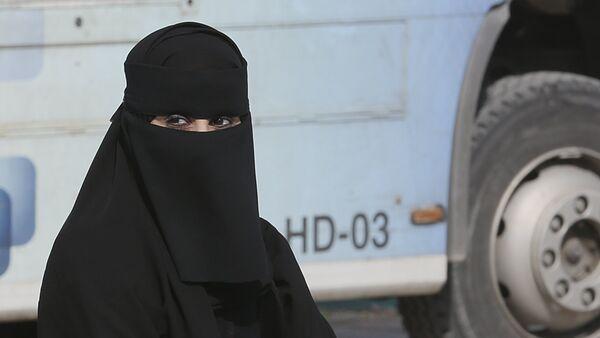 Une femme saoudienne - Sputnik France