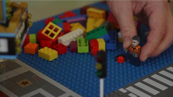 Offrez-vous un clone en Lego - Sputnik France