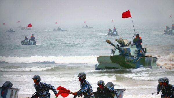 Des exercices navals conjoints sino-russes - Sputnik France