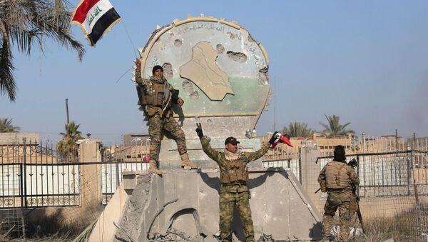 L'armée irakienne supprime le ministre de la Guerre de Daech - Sputnik France