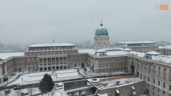 Budapest enneigé - Sputnik France