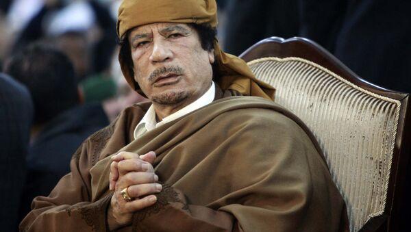 Et dire que Kadhafi avait raison… - Sputnik France