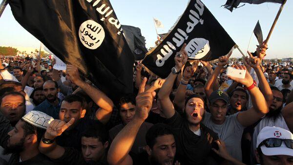 Des djihadistes - Sputnik France