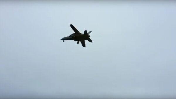 SR-10, first Russian forward-swept wing training aircraft. - Sputnik France