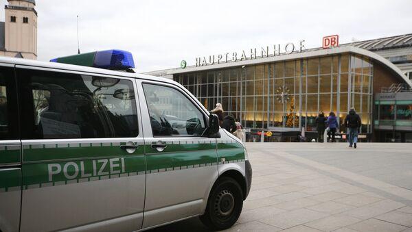 Polizei in Köln - Sputnik France