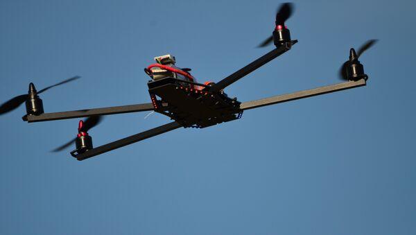 Le drone - Sputnik France