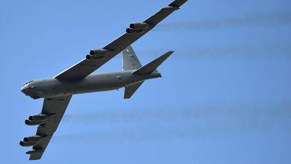 Un Boeing B-52 Stratofortress - Sputnik France