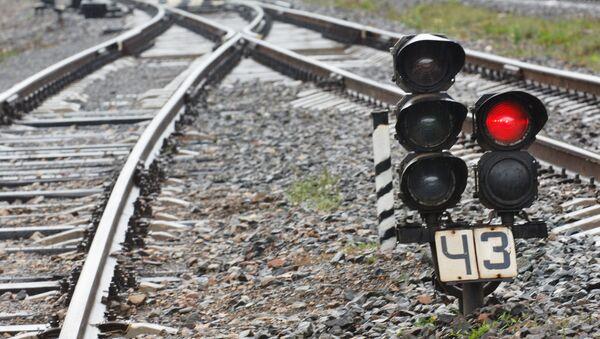 Un chemin de fer - Sputnik France