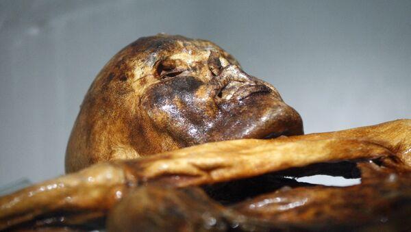 L'homme des glaces Ötzi a parlé! - Sputnik France