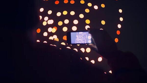 Les 100 drones  fixent le record de livre Guinness  après avoir interprété Beethoven - Sputnik France