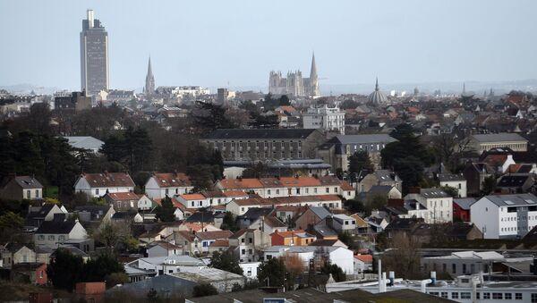 La ville de Nantes - Sputnik France