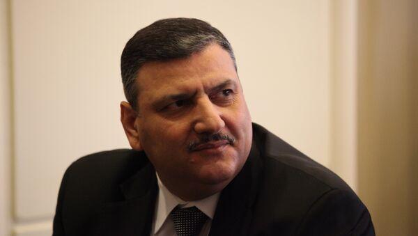 L'ex-premier ministre syrien Riad Hijab - Sputnik France