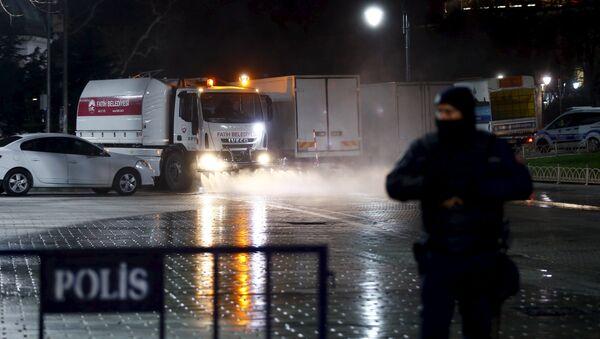 Attentat d'Istanbul: 59 personnes interpellées - Sputnik France