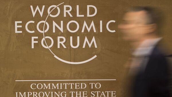 Forum de Davos, photo d'archives - Sputnik France