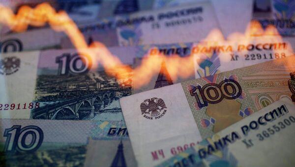 Les roubles russes - Sputnik France