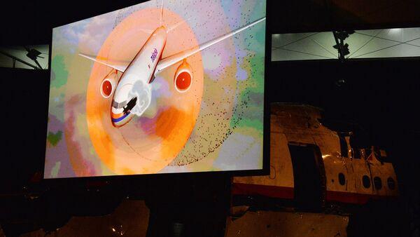 Le rapport néerlandais sur le crash du Boeing malaisien en Ukraine - Sputnik France
