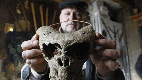 Crânes mystérieux découverts dans le Caucase - Sputnik France