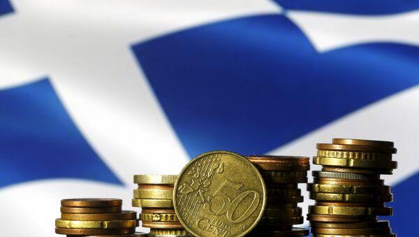 Le FMI ne participera pas au 3e paquet d'aide pour la Grèce - Sputnik France