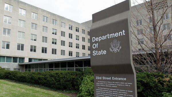 The State Department in Washington, Monday, Dec. 15, 2014 - Sputnik France