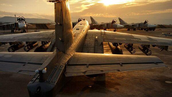 Des avions de combat russes en Syrie - Sputnik France