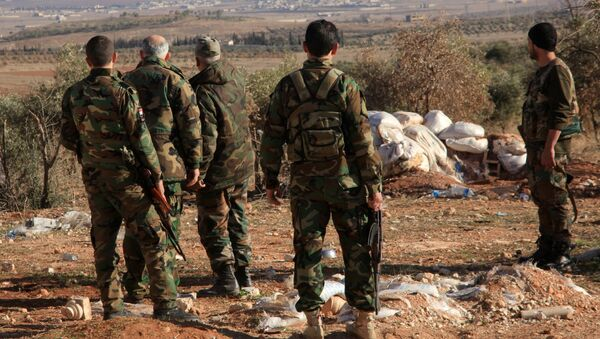 L'armée syrienne reprend une ville stratégique des mains de Daech - Sputnik France