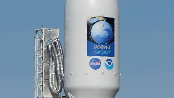 Falcon 9 - Sputnik France