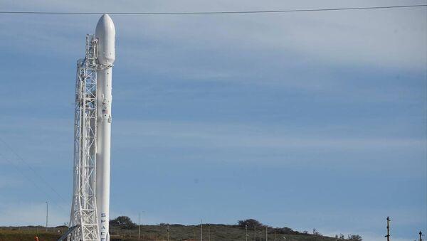 Falcon 9 de  SpaceX - Sputnik France