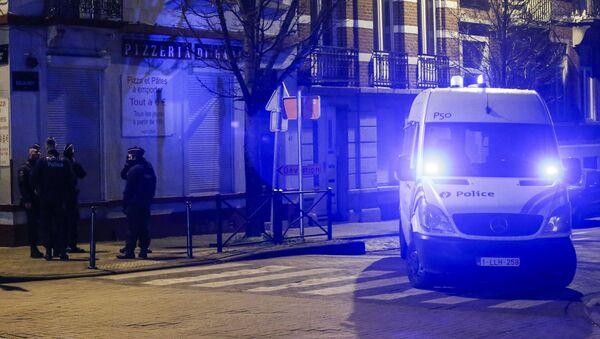 La police belge, recherche de musulmans liés aux attentats meurtriers à Paris - Sputnik France