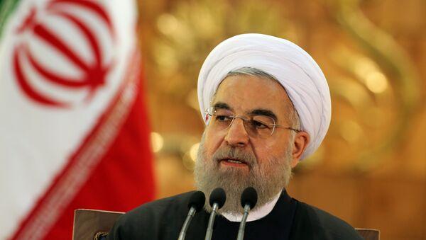 Hassan Rouhani - Sputnik France