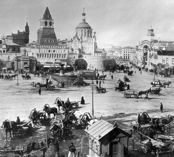 Les photos historiques rares de Moscou au 19ème siècle - Sputnik France