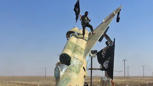 Daech abat un hélicoptère de l'armée irakienne - Sputnik France