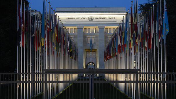 Le siège de l'Onu à Genève - Sputnik France
