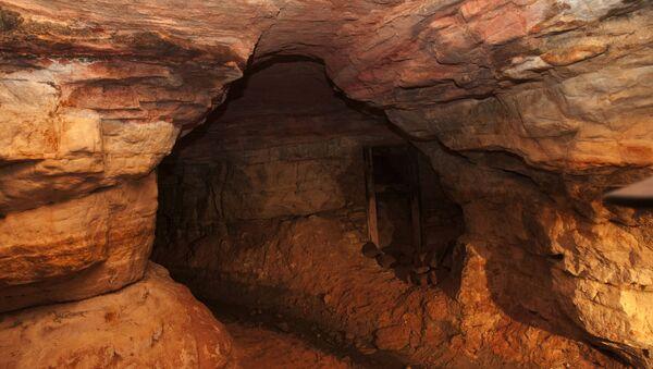 Une grotte - Sputnik France