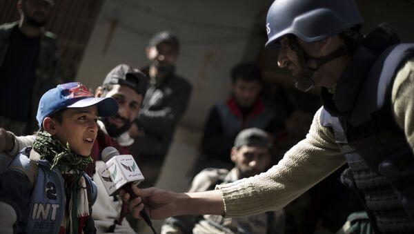 Syrie: l'EI libère 270 des 400 civils enlevés à Deir ez-Zor - Sputnik France