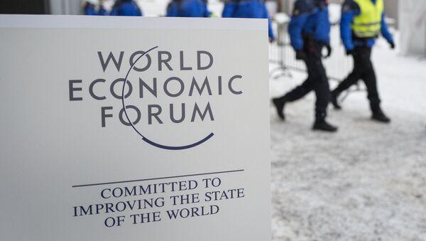 Forum économique mondial - Sputnik France