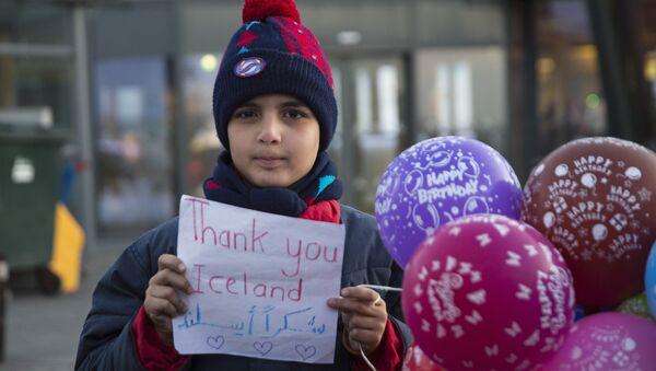 L'Islande accueille ses premiers réfugiés syriens - Sputnik France