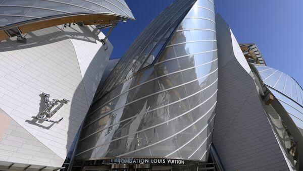 Centre d'exposition de la Fondation Louis Vuitton à Paris - Sputnik France