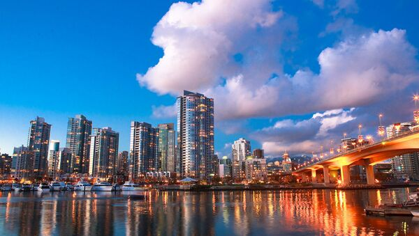 Vancouver - Sputnik France