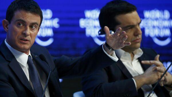 French Prime Minister Manuels Valls - Sputnik France