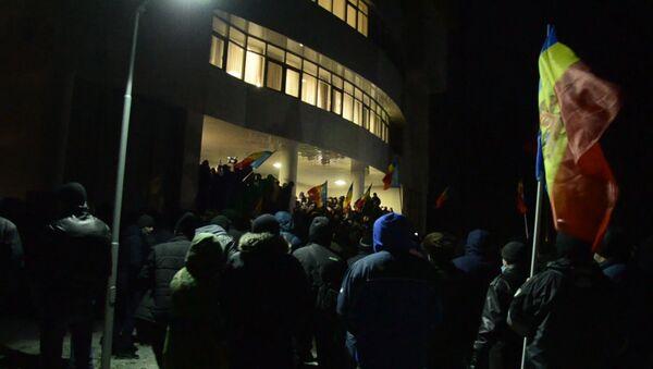 Moldavie: les manifestations et l'attaque sur le chef du Parti libéral - Sputnik France