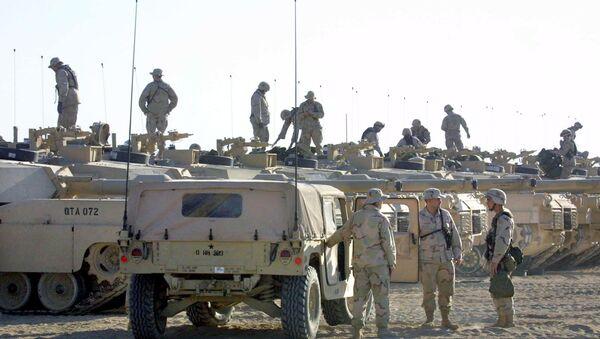 Les USA déploient discrètement des troupes terrestres au Yémen - Sputnik France