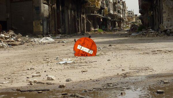 La ville syrienne d'Homs - Sputnik France