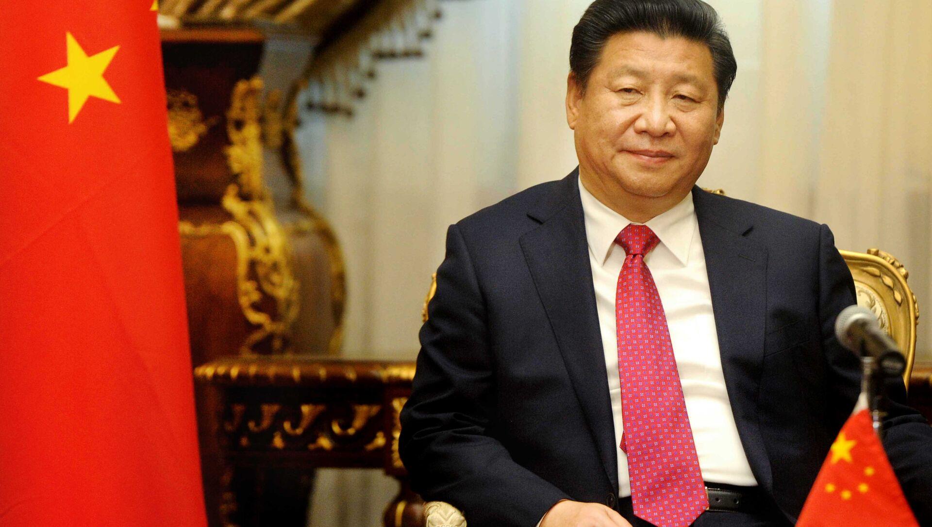 Le président chinois Xi Jiping  - Sputnik France, 1920, 23.07.2021