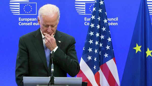 Le vice-président américain Joe Biden - Sputnik France