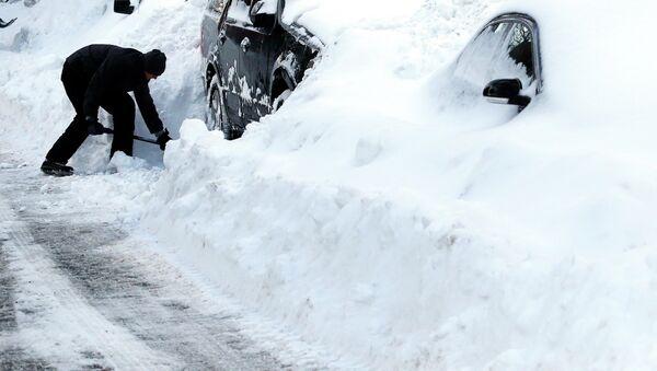 Chutes de neige meurtrières - Sputnik France