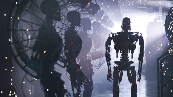 Le Pentagone élabore-t-il une armée de cyborgs? - Sputnik France