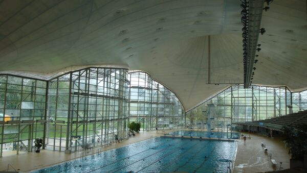 Une piscine municipale - Sputnik France