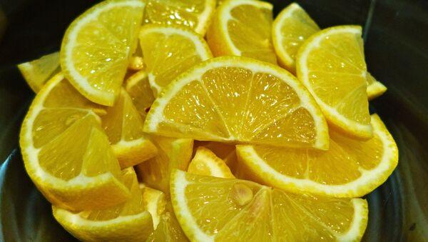 Des tranches de citron - Sputnik France
