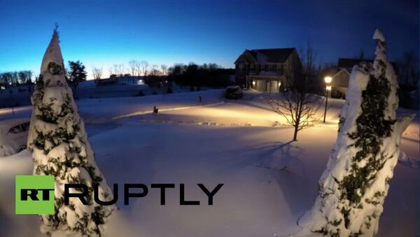 L'assaut de Snowzilla - Sputnik France